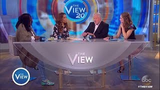 Former Ferguson Police Chief Thomas Jackson Discusses Michael Brown Case | The View