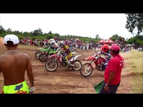 Manggahan Motocross ~ My Motorcycle Adventures ~ Video 2 of 2 ~  Guimaras Island, Philippines