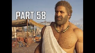 ASSASSIN'S CREED ODYSSEY Walkthrough Part 58 - Champion No More (Let's Play Commentary)