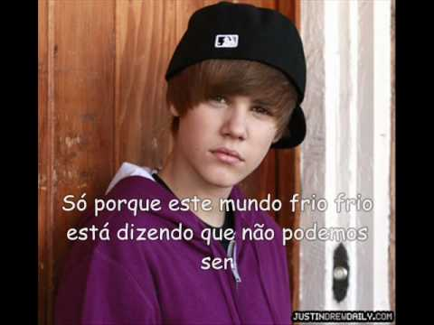 Justin Bieber - Stuck in the Moment  (legendado)