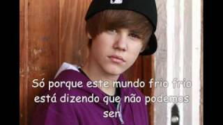 Justin Bieber - Stuck in the Moment  (legendado)