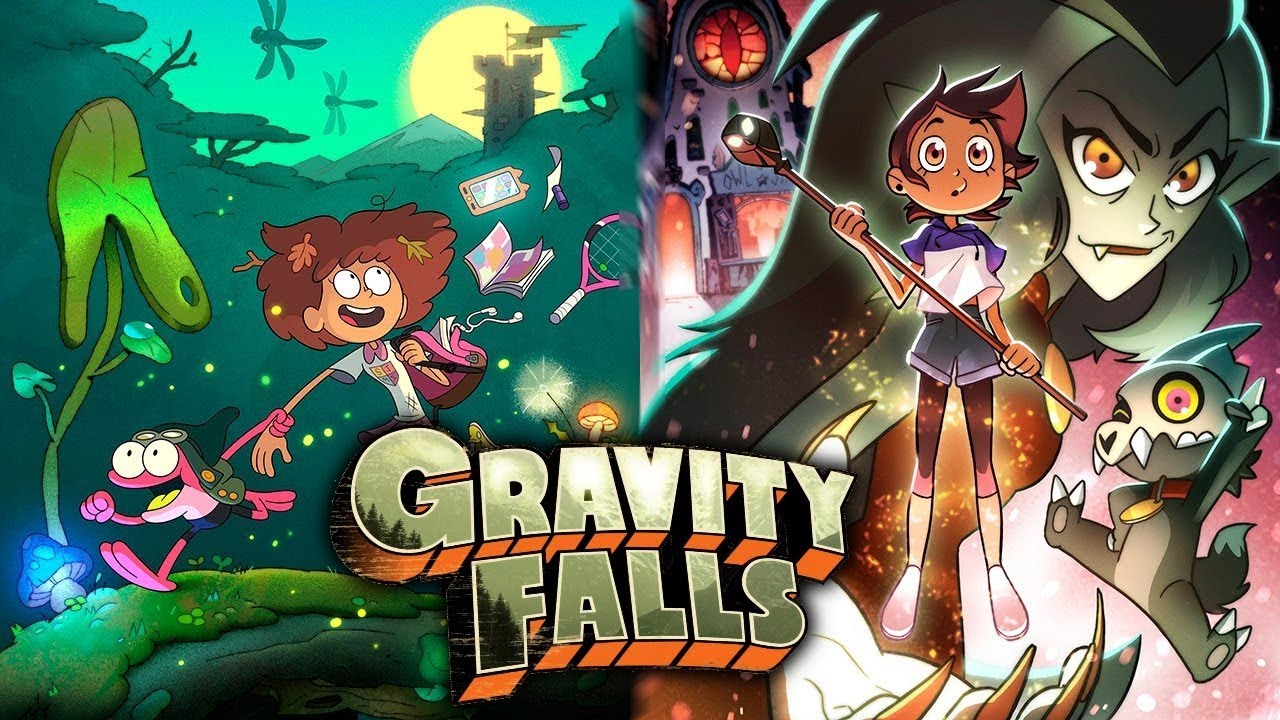 New Cartoons from Gravity Falls Crew REVEALED!