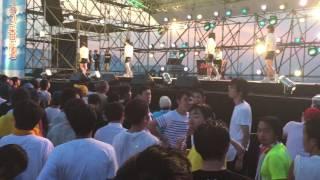 2016年7月3日No 77 「アイドル横丁夏祭り〜2016〜」@ 横浜赤レンガ倉庫2部