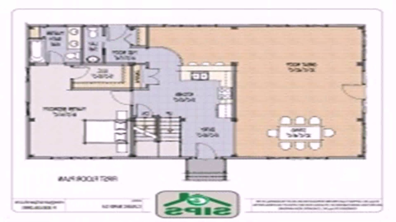 Floor Plan For Restaurant Kitchen (see