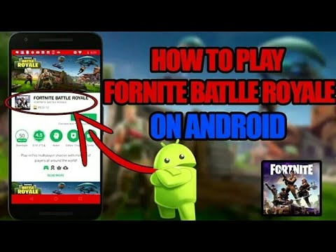 How To Download Fortnite On Android Without Human Verification