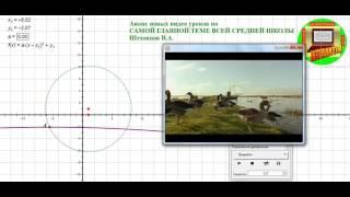 АНОНС новых видео уроков по математике  Шеховцов В А