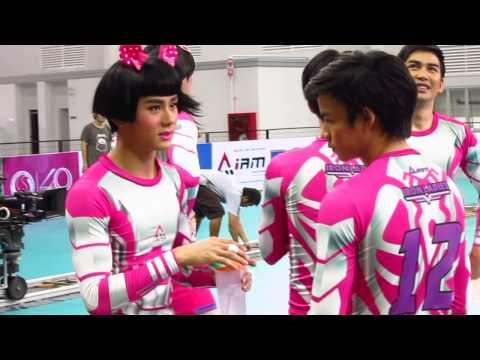 วอลเล่ย์บอลหญิงทีมชาติไทย ตบแหลก ทีมสตรีเหล็ก 2014