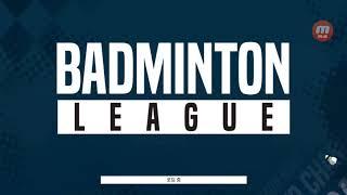 배드민턴 리그(Badminton League) 전승무패 게임 영상