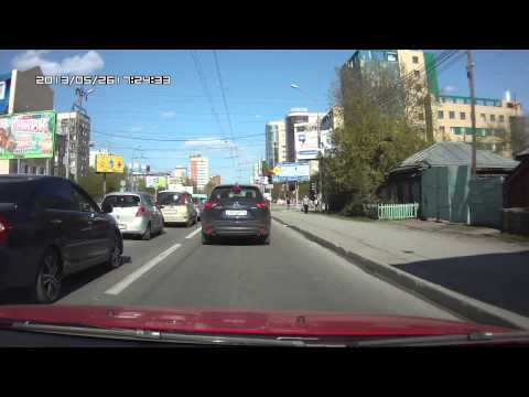 По Новосибирску с навигатором