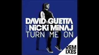 David Guetta & Nicky Minaj - Turn Me On (Extended)