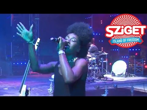Clean Bandit Live - Come Over @ Sziget 2014