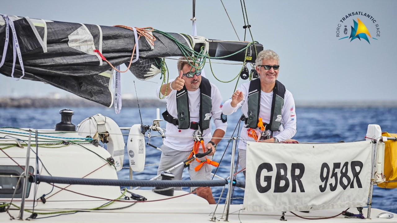 2017 RORC Transatlantic Race JANGADA RICHARD PALMER
