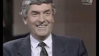 Ruud Lubbers KRO Brandpunt politiek café - 1990