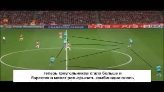 видео Тактика в футболе 8х8