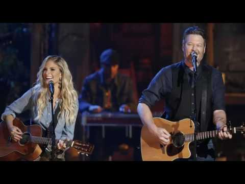 See Blake Shelton's Endearing Duet With 'Voice' Hopeful Lauren Duski