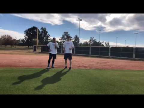 Infield Slow Rollers Drill