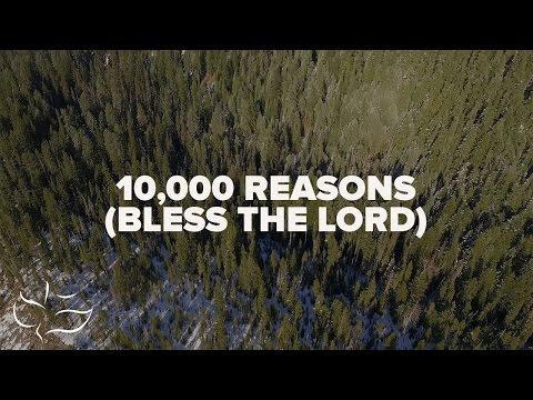10,000 Reasons Bless the Lord  Maranatha! Music Lyric