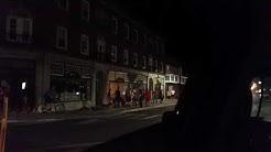 HUGE POKEMON GO BRAWL - HUDSON FALLS NY - KID GETS KNOCKED OUT