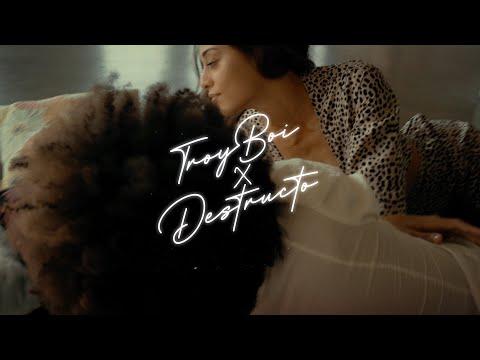 Смотреть клип Troyboi & Destructo - You'Re The One For Me
