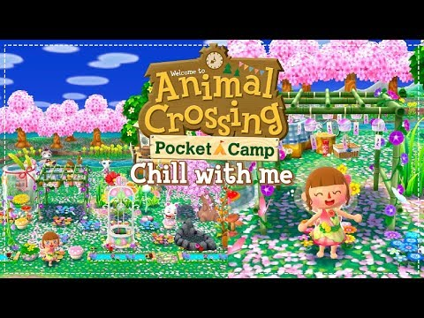 Animal Crossing Pocket Camp | Chill With Me #6