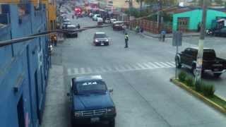 Monjas jalapa calle principal 2014