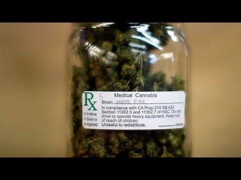 Prescription Pot Gets Insurance Coverage