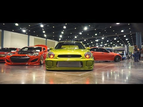 STANCE NATION | Florida's first show 2017
