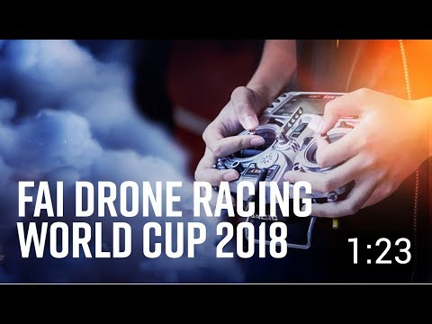 Fast and furious: the biggest drone racing series on the planet