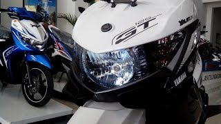YAMAHA Xeon GT 125 2014 Harga, Spesifikasi, Gambar Terbaru 2015 - 2016