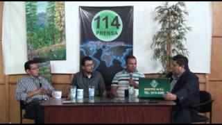 DZN ENTREVISTA NEOLIBERALISMO EN EL SALVADOR Y EVALUACION DE PRESIDENCIA