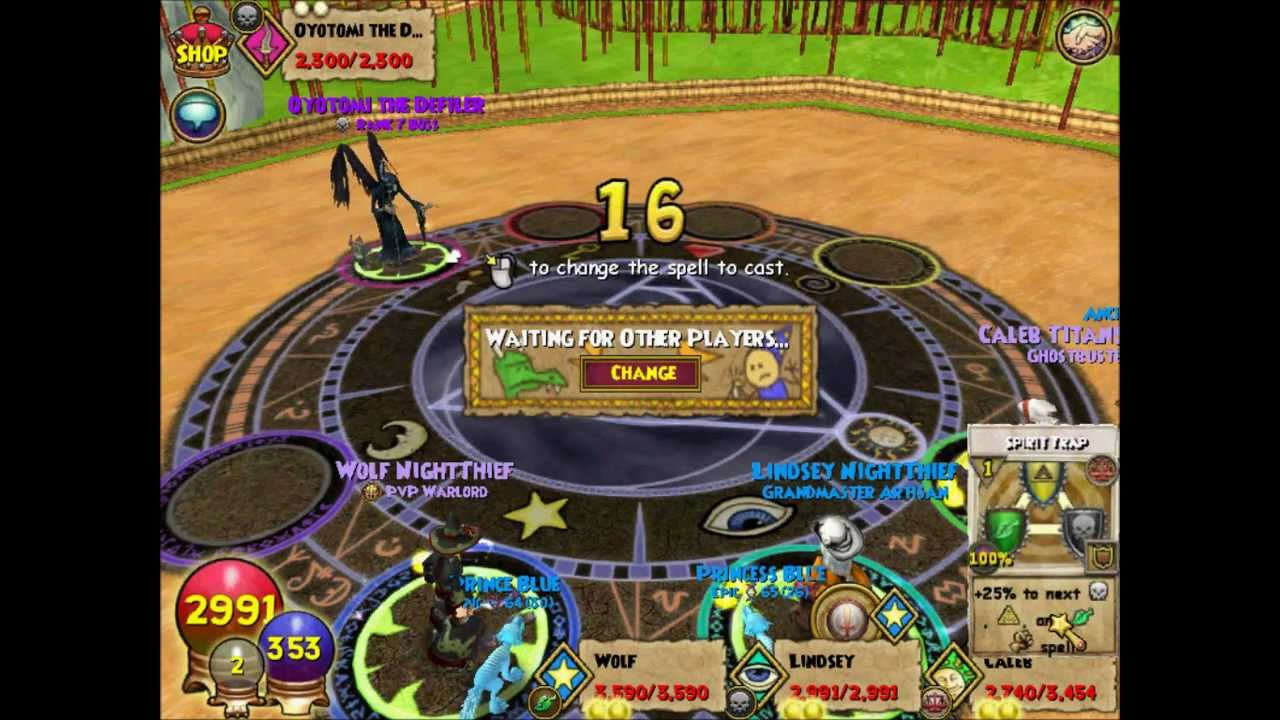 Wizard101-Gnome Hits One Million