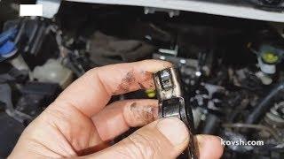 Клапан может улететь в цилиндр при хроническом износе рокеров! Fiat Scudo 2.0d RHW