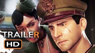 WELCOME TO MARWEN Official Trailer (2018) Steve Carell Drama Movie HD