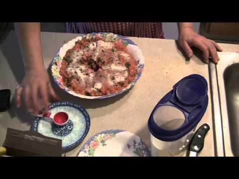 тушеная капуста с мясом, рецепт приготовления