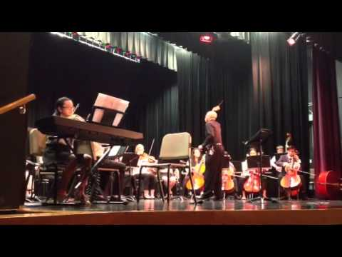 Cat Vu's 7th GRADE ORCHESTRA - Song #1: Ode to Joy by L. Beethoven