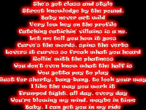 Blackstreet featuring Dr Dre No Diggity -Lyrics !