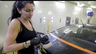 SHIMA Автоклининг - Как обработать поверхность кузова антисиликоном?