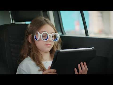 【技術】「かけるだけで乗り物酔いを防ぐメガネ」が開発される