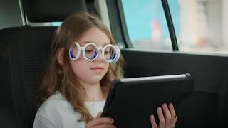 かけるだけで乗り物酔いを防ぐメガネが開発された!意外に単純なその仕組みとは?