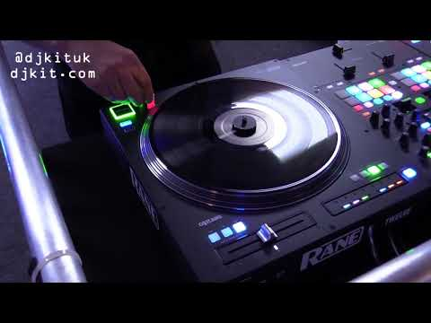 Rane TWELVE & SEVENTY -TWO Unboxing, Set Up, Tech Talk and Demo w/ Product Specialist Matt Reay