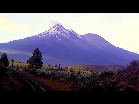 The Amtrak Coast Starlight Train - Los Angeles to Seattle Scenic Highlights