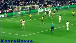 ملخص مباراة ريال مدريد 2-0 دورتموند تعليق عصام الشوالي 30/4/2013