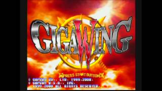 Ultra Massive Giga Wing Gameplay review by Classic Game Room