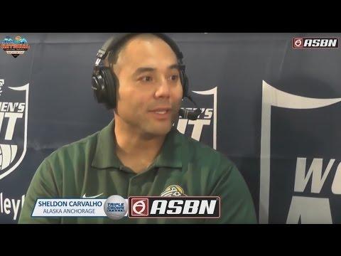 Anchorage Seawolves Assistant Coach - Sheldon Carvalho
