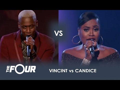 Vincint vs Candice: An EPIC Battle For Stardom!   The Finale   The Four
