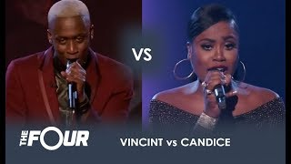 Vincint vs Candice: An EPIC Battle For Stardom! | The Finale | The Four