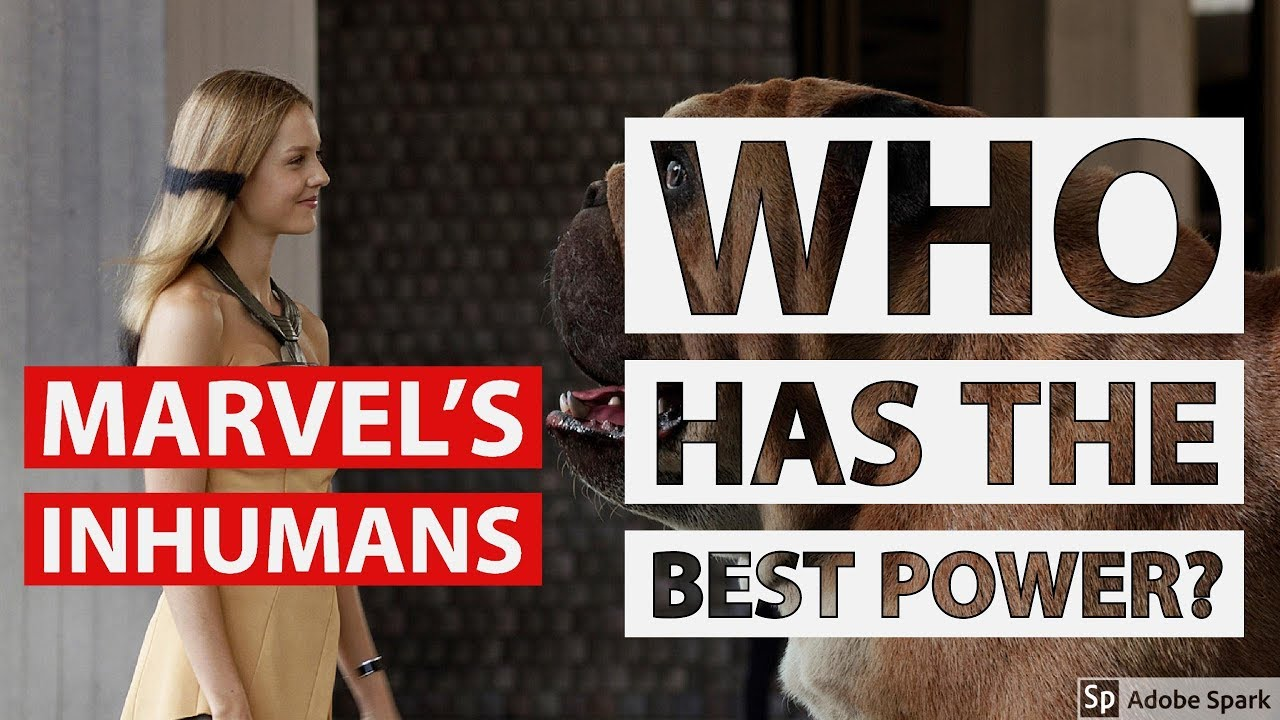 Download Marvel's Inhumans Season 01 Episode 01   Super Powers Compilation   Best Tv Moments