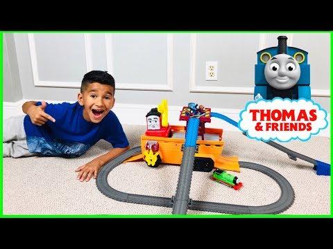 THOMAS & FRIENDS SUPER CRUISER! TRACK SET!