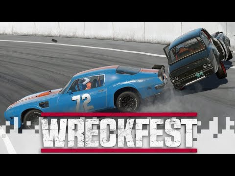 WRECKFEST - XFed (feat. Kurt and Cone!)