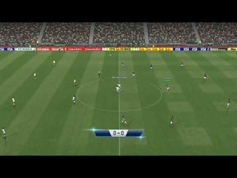PES  - Final da Copa Sadia do Brasil kk  Copa do Brasil